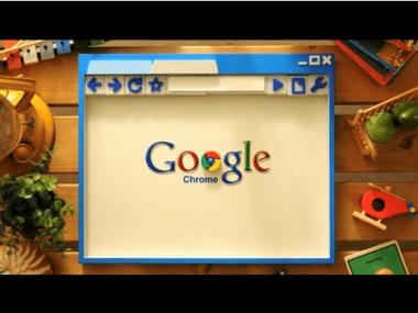 YouTube - Google Chrome シンプルという進化 [HD]