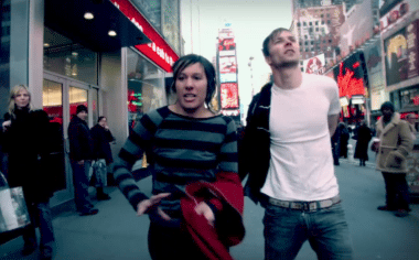 YouTube - Matt and Kim -