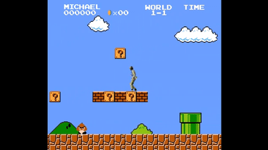YouTube - Super Michael Bros. by sikamako