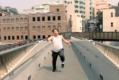 YouTube - アホな走り集