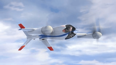 YouTube 				- NASA Puffin Low Noise, Electric VTOL Personal Air Vehicle