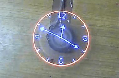 YouTube - The Propeller Clock