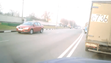 YouTube - How To Fool Traffic Jam - The Russian Style