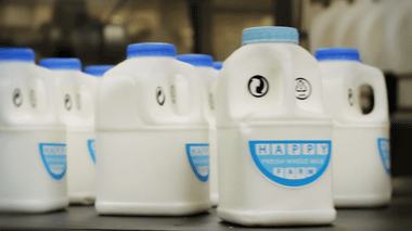 A Love Story… In Milk on Vimeo