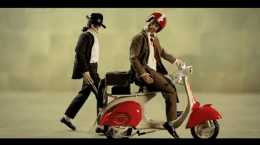 Michael Jackson vs Mr. Bean on Vimeo