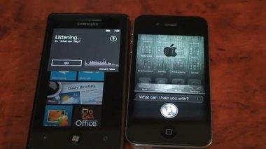 TellMe vs Siri