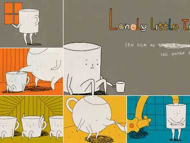 Lonely Little Teacup. on Vimeo