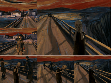 The Scream on Vimeo