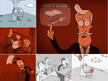 Reading Kills on Vimeo