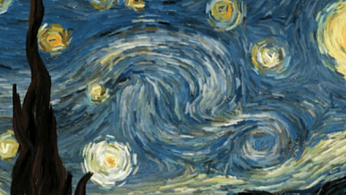 Starry Night (interactive animation) on Vimeo