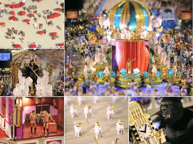 The City of Samba on Vimeo
