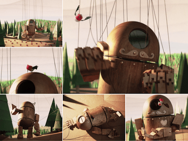 Colosse - A Wood Tale, Full-Length on Vimeo