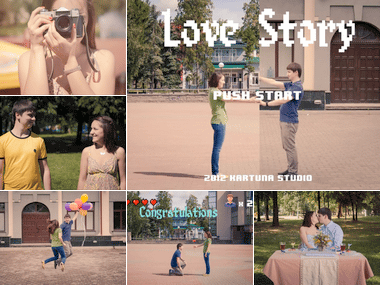 Love Story (Maxim & Elvira) on Vimeo
