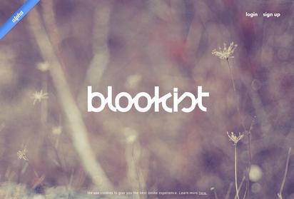 ブックレット風の洗練されたWebページが公開できるサービス『Blooki.st』