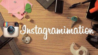 Instagramの画像で制作されたストップモーションムービー『Instagramimation』