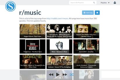 YouTubeやSoundCloud音源からコラボでプレイリストが作成できる『soundscape』
