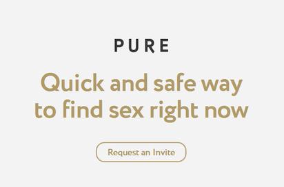 SEXの相手探しだけに真っ向からフォーカスをあてたアプリ『Pure』