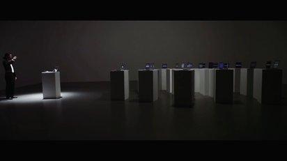 Kinectによってインタラクティブに演奏されるオーケストラ『The Computer Orchestra』
