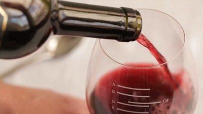 音を奏でるワイングラスでヴィヴァルディの『四季』を演奏